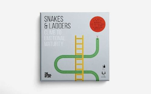 Snakes & Ladders: Climb to Emotional Maturity Game